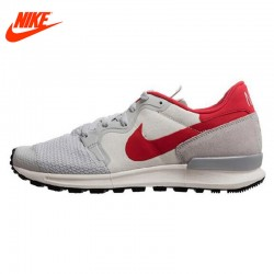 Original NIKE Summer Breathable Mesh Material Made AIR BERWUDA Men's Running Shoes Sneakers