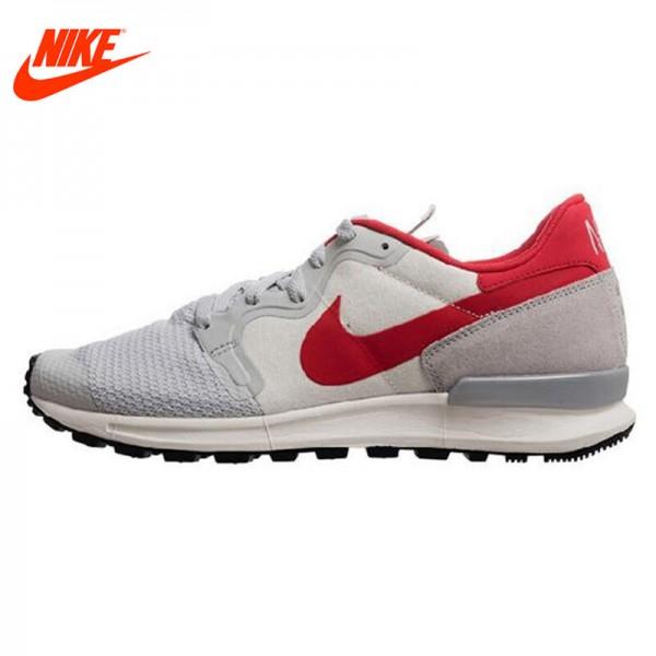 Original NIKE Summer Breathable Mesh Material Made AIR BERWUDA Men's Running Shoes Sneakers