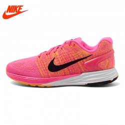 Original NIKE Summer Breathable WMNS NIKE LUNARGLIDE 7 Women's Running Shoes Sneakers