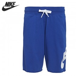 Original New Arrival   NIKE AW77 ALUMNI  Men's Shorts Sportswear