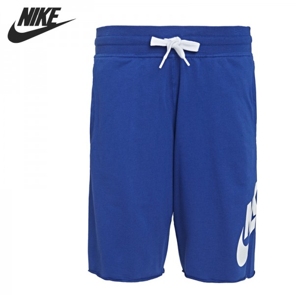 Original New Arrival   NIKE AW77 ALUMNI  Men's Shorts Sportswear