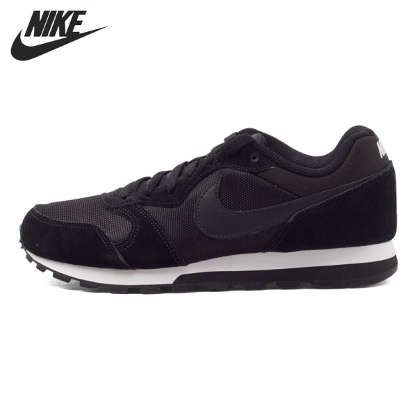 Original New Arrival   NIKE WMNS NIKE MD RUNNER 2  Women's  Skateboarding Shoes Sneakers