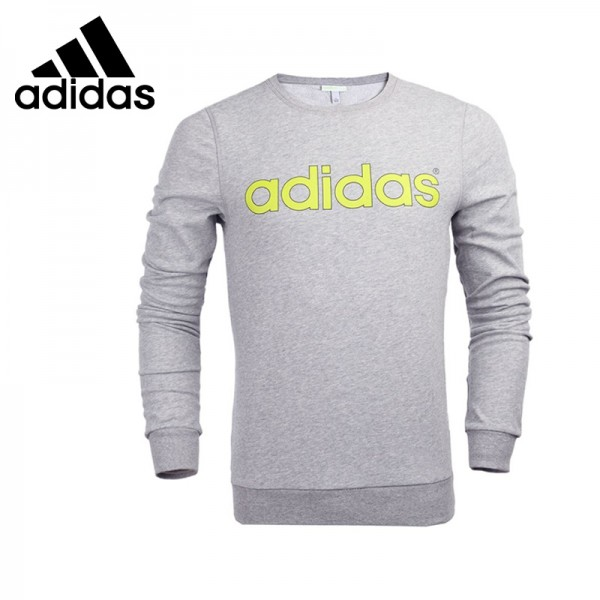 Original New Arrival  Adidas NEO Label Men's Knitted Pullover Jerseys Sportswear