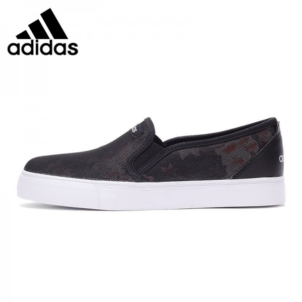 Original New Arrival  Adidas NEO Printed Women's Skateboarding Shoes Sneakers