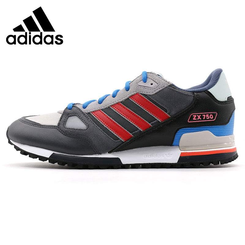 nouvelle arrivee dd998 4c508 Original New Arrival Adidas Originals ZX 750 Men's Low top Skateboarding  Shoes Sneakers