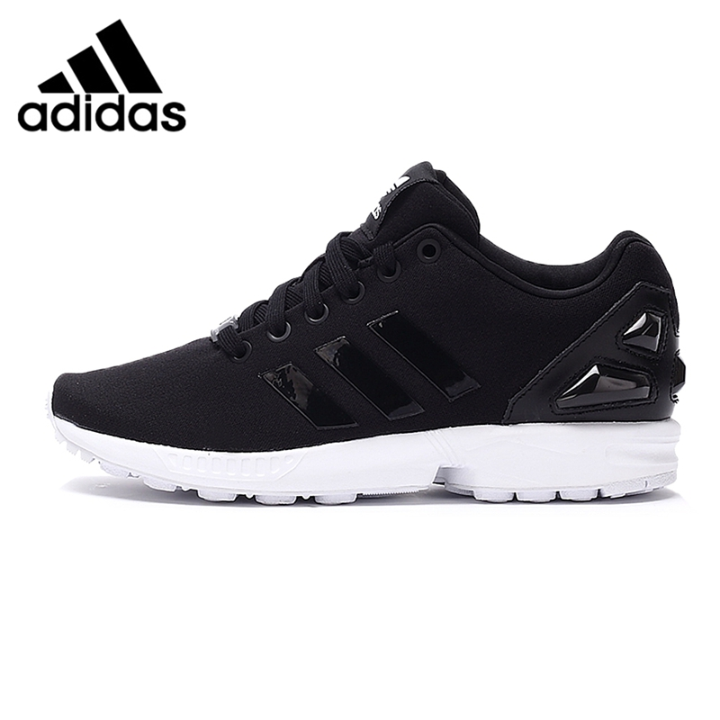 promo code e0cb1 43d00 Original New Arrival Adidas Originals ZX FLUX Women's Skateboarding Shoes  Sneakers