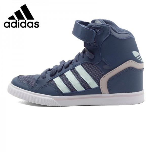 Original New Arrival  Adidas Women's High Top  Skateboarding Shoes Sneakers