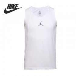 Original New Arrival  NIKE  FLIGHT RISE JERSEY  Men's  T-shirts Sleeveless Sportswear