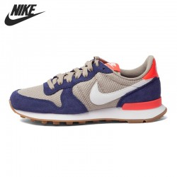 Original New Arrival  NIKE  INTERNATIONALIST Women's  Skateboarding Shoes Sneakers