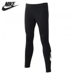 Original New Arrival  NIKE  LEG-A-SEE LOGO  Women's  Pants Sportswear