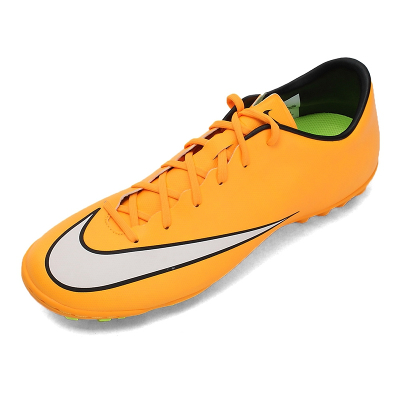 best cheap 164af 089f9 Original New Arrival NIKE MERCURIAL VICTORY V TF Men's Soccer Shoes  Football Sneakers