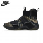 Original New Arrival  NIKE  Men's Camouflage Basketball Shoes Sneakers
