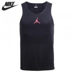 Original New Arrival  NIKE  Men's Running Vests T-shirts Sleeveless Sportswear