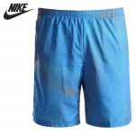 Original New Arrival  NIKE 7 DISTANCE PRINTED SHORT Men's Shorts Sportswear