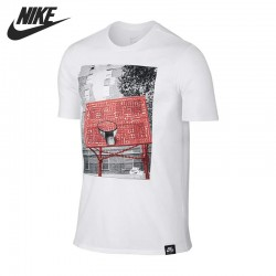 Original New Arrival  NIKE AF1 PHOTO ROSTARR TEE Men's T-shirts short sleeve Sportswear