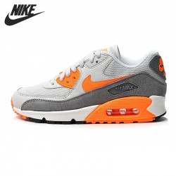 Original New Arrival  NIKE AIR MAX 90 ESSENTIAL  Women's  Running Shoes Sneakers