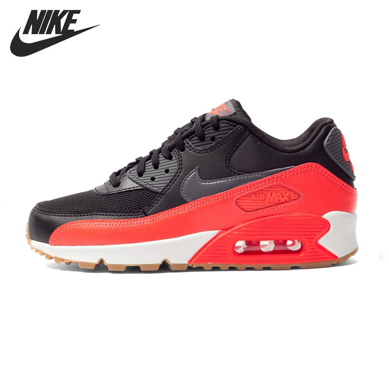 sale retailer 9e2f7 963b6 Original New Arrival NIKE AIR MAX 90 ESSENTIAL Women s Running Shoes  Sneakers