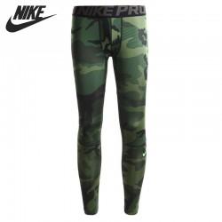 Original New Arrival  NIKE Camouflage Men's Pants Sportswear