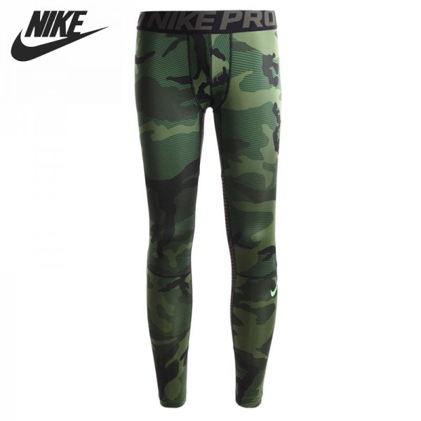 Original New Arrival  NIKE Camouflage Men's Pants Sportswear