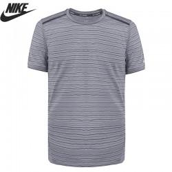 Original New Arrival  NIKE DRI-FIT Men's T-shirts short sleeve Sportswear