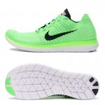 Original New Arrival  NIKE FREE RN FLYKNIT  Men's Running Shoes Sneakers