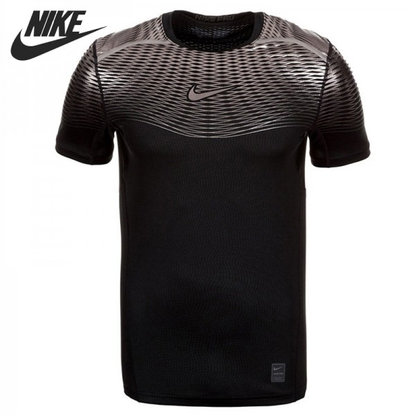 Original New Arrival  NIKE HYPERCOOL MAX Men's Training T-shirts short sleeve Sportswear