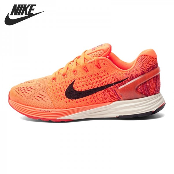 Original New Arrival  NIKE LunarGlide7 Women's  Running Shoes Sneakers