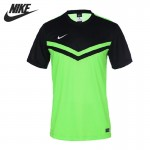Original New Arrival  NIKE Men's Knitted Team T-shirts  short sleeve Sportswear
