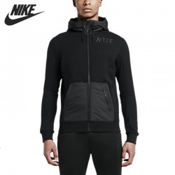 Original New Arrival  NIKE NTF FZ HOODY Men's Jacket Hooded Sportswear