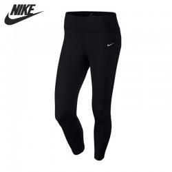 Original New Arrival  NIKE POWER EPIC LUX CROP Women's Tight Shorts Sportswear