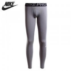 Original New Arrival  NIKE PRO WARM  Men's Pants Sportswear