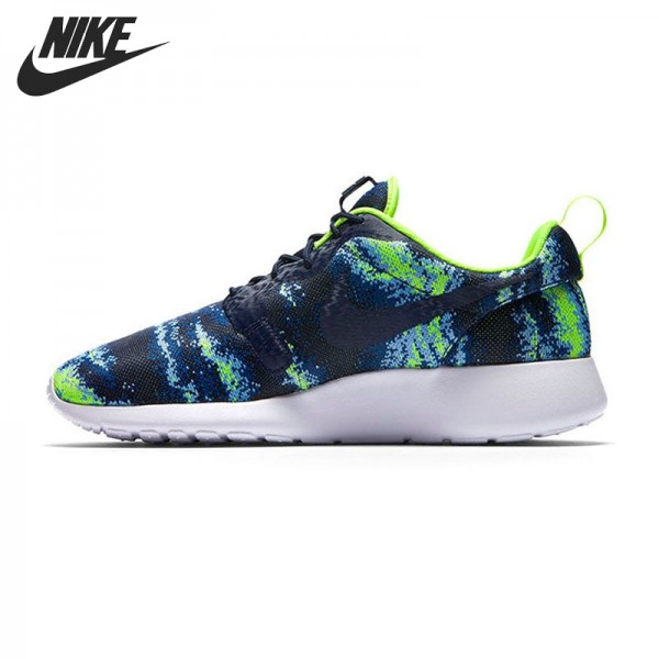 Original New Arrival  NIKE ROSHE ONE KJCRD  Men's Prited Running Shoes Sneakers