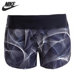 Original New Arrival  NIKE W NK FLX SHORT 3IN RIVAL PR Women's Shorts Sportswear