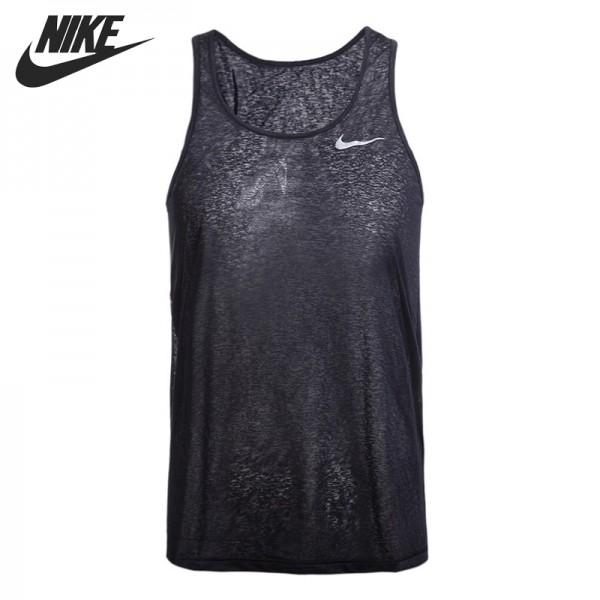 Original New Arrival  NIKE Women's Running Vests T-shirts Sleeveless Sportswear