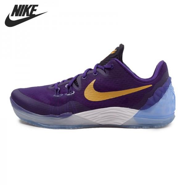 Original New Arrival  NIKE ZOOM  Men's  Basketball Shoes Sneakers