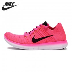 Original New Arrival  WMNS NIKE FREE RN FLYKNIT  Women's  Running Shoes Sneakers