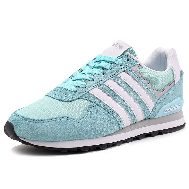ADIDAS NEO 10K Herren Sneaker Blau Original Style Freizeit u. Turnschuhe NEU