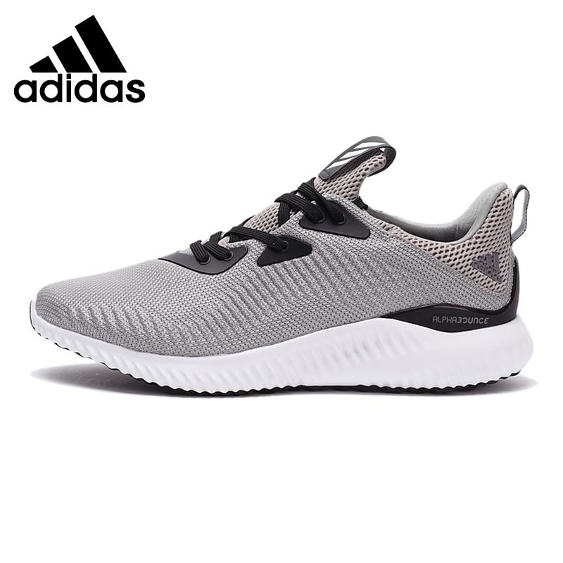 sobrina Murciélago Sumergir  Original New Arrival 2017 Adidas Bounce Alphabounce Men's Running Shoes  Sneakers