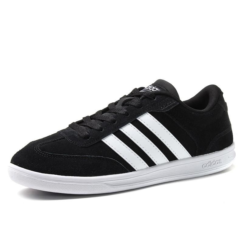 Original New Arrival 2017 Adidas NEO Label CROSS COURT Men's Skateboarding Shoes Sneakers