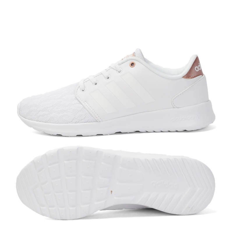 best service 039d0 1aa8f Original New Arrival 2017 Adidas NEO Label Cloudfoam Daily Qt Lx W Womens  Skateboarding Shoes Sneakers
