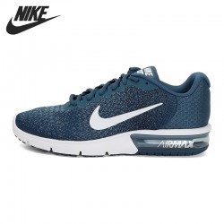 Original New Arrival 2017 NIKE  NIKE AIR MAX SEQUENT 2 Men's Running Shoes Sneakers