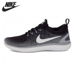 Original New Arrival 2017 NIKE  WMNS NIKE FREE RN DISTANCE 2 Women's Running Shoes Sneakers