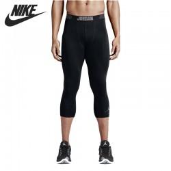 Original New Arrival 2017 NIKE 23 Alpha Dry  Men's Tight Shorts Sportswear