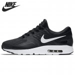 Original New Arrival 2017 NIKE AIR MAX ZERO ESSENTIAL Men's Running Shoes Sneakers