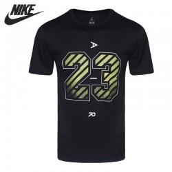 Original New Arrival 2017 NIKE AS 23 AIR DRI-FIT TEE Men's T-shirts short sleeve Sportswear