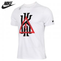 Original New Arrival 2017 NIKE AS KI M NK DRY TEE TRIANGLE Men's T-shirts short sleeve Sportswear