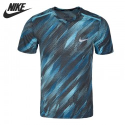 Original New Arrival 2017 NIKE AS M NK BRTHE TOP SS TLWIND CL Men's T-shirts short sleeve Sportswear