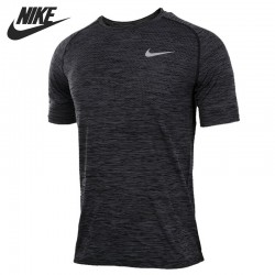 Original New Arrival 2017 NIKE AS M NK DF KNIT TOP SS Men's T-shirts short sleeve Sportswear