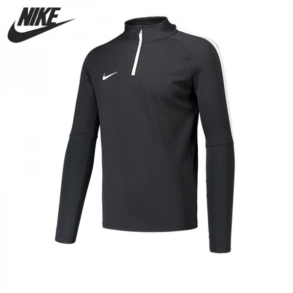 Original New Arrival 2017 NIKE AS M NK DRY ACDMY DRIL TOP Men's T-shirts Long sleeve Sportswear