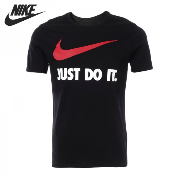 Original New Arrival 2017 NIKE AS M NSW TEE JDI SWOOSH NEW Men's T-shirts short sleeve Sportswear